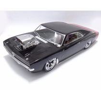 Carro Himoto Dodge Charger R/t 1/10 2.4ghz Brushless Lipo Rc