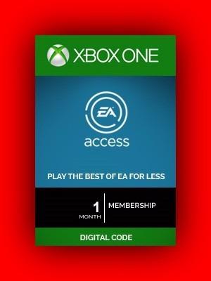Ea Access Xbox 1 Mes [código Digital][giftcard] - $ 3.200 en ...