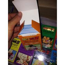 Cartas De Dragon Ball Z