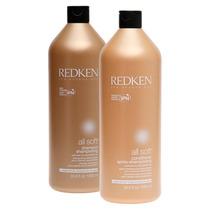 All Soft Shampoo + Condicionador Hidratação Maciez Redken
