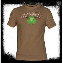 Guinness - Trebol Cerveza Camiseta Irlanda