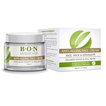 Crema Facial Hidratante Arrugas Firmeza Vitamina E B.o.n.