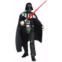 Fantasia Darth Vader Luxo Adulto Completa - Frete Grátis