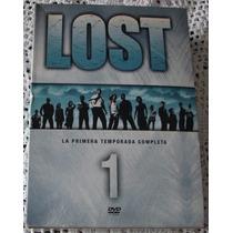 Dvd Lost Temporada 1 Completa Original Remate Sellada Nueva