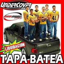 Tapa Cubre Batea Undercover Ford Lobo 1997 - 2013