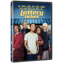 El Billete Ganador / Lottery Ticket Dvd Ice Cube Hip Hop