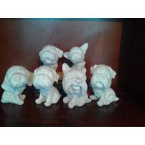 Alcancias De Yeso Ceramico Blanco Para Pintar Perritos