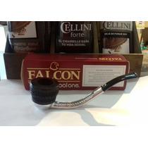 Pipas Falcon Curva C/filtro(made In England)