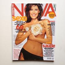 Revista Nova Nº344 Ana Luiza Murilo Rosa Ano 2002