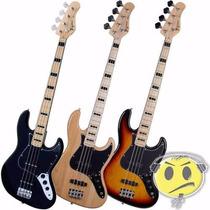 Contra Baixo Tagima Tjb4 - Jazz Bass Loja Kadu Som
