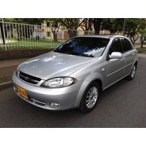 Chevrolet Optra Hb Aut Mt1800cc Plateado Aa Ab
