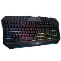 Combo Gx Gaming Gamer Genius Teclado K20+ Mouse M8 610