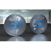 1 Dashcoin Cripto Moeda Mesmo Mercado Bitcoin Litecoin