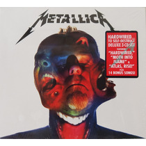 Metallica - Hardwired To Self Destruct [3cd Deluxe] Made Eu