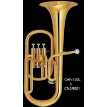 Saxor Combinado Llaves Niqueladas Eb ( Mib ) Century Cnsr001