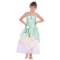 Disfraz Princesa Tiana Original Newtoys Varios Talles