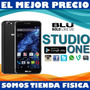 Blu Studio One 5.0 Lte 4g Digitel 13 Mp + 2 Gb Ram + 8 Inter
