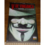 V De Vingança Capa Dura Português V For Vendetta Alan Moore