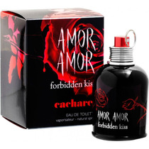Amor Amor Forbidden Kiss De Cacharel Eau De Toilette 100 Ml