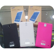 Tablet Teléfono Samsung Tab 4 - 3g H+ Nuevos Flash 7 Pulgada