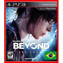 Beyond Two Souls Ps3 - Código Psn Dublado Portugues Br