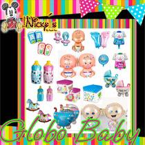 Catalogo De Globos De Baby Shower Desde 7 Pesos Niño Y Niña
