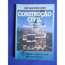 Livro - Construção Civil Viabilidade Planejamento Controle