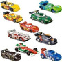 Disney / Pixar Cars 2 Movie Exclusive Deluxe 10pack Pvc Set