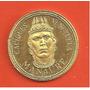 Medalla De Oro, Casiques De Venezuela Manaure, 22 Klts.