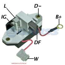 Regulador De Voltagem Clio 1.6 97/ - R19 1.6 (c/ac) Trafic
