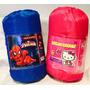 Bolsa De Dormir Hello Kitty Y Spiderman