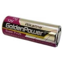 Bateria 12v A23s Alkaline Golden Power Controle De Alarme