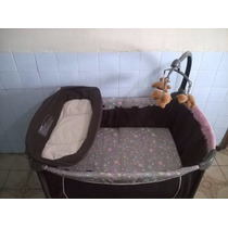 Corral + Coche Master Kids Impecable
