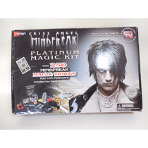 Juegos Magia Trucos 250 Trucos Criss Angel Mind Freak D507