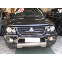 Mitsubishi Pajero Sport 4x4hpe 2005 Blindada 3.0 Gasolina
