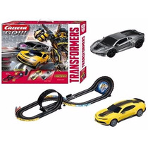 Transformers Carrera Go Autopista Pista Electrica