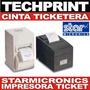 Cinta Impresora Ticket Sp 500 Sp 200 Star Micronics Original