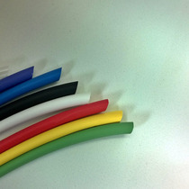 Espaguete Isolante Termo Retratil Colorido 8 Cores 6mm 8 Mts