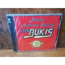 Marco Antonio Solis Y Los Bukis. 20 Aniversario. 2cd.