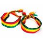 Pulseira Reggae 1cm