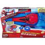 Spiderman Amazing Lanzador De Discos
