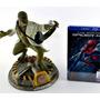 Bluray Amazing Spiderman + Estatua Lagarto Marvel Limitada