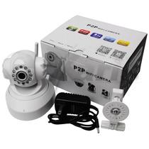 Camara Ip Y P2p Monitorea Desde Celular Y Graba En Pc Xaris.