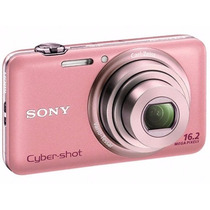 Camara Digital Sony Cyber Shot Dsc-wx7 Rosa 16.2mp Zoom 5x