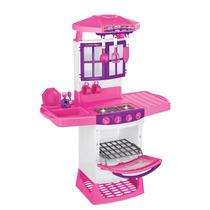 Cozinha De Brinquedo Infantil Magica Eletronica Magic Toys