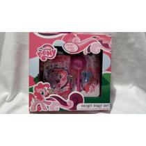 Set De Diario Magico My Little Pony! Incluye Pluma Y Candado