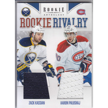 2011 - 2012 R Anthology Jerseys Zack Kassian Aaron Palushaj