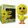 Big Bird - Garibaldo - Vila Sesamo - Pop! Funko