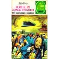 Julio Verne - Robur El Conquistador - Libro