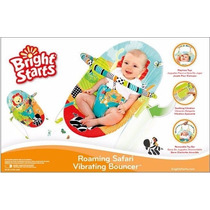 Silla Mecedora Vibradora Para Bebe Bright Starts